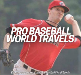 Pro Baseball World Travels