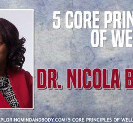 5 core principles of wellness