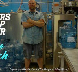 dangers of tap water