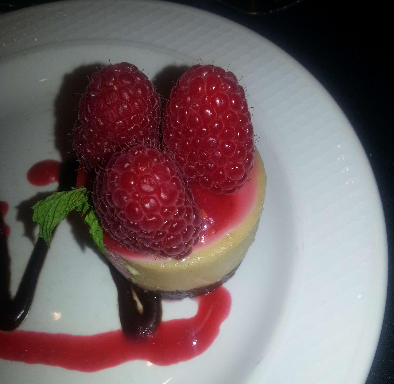raw dessert