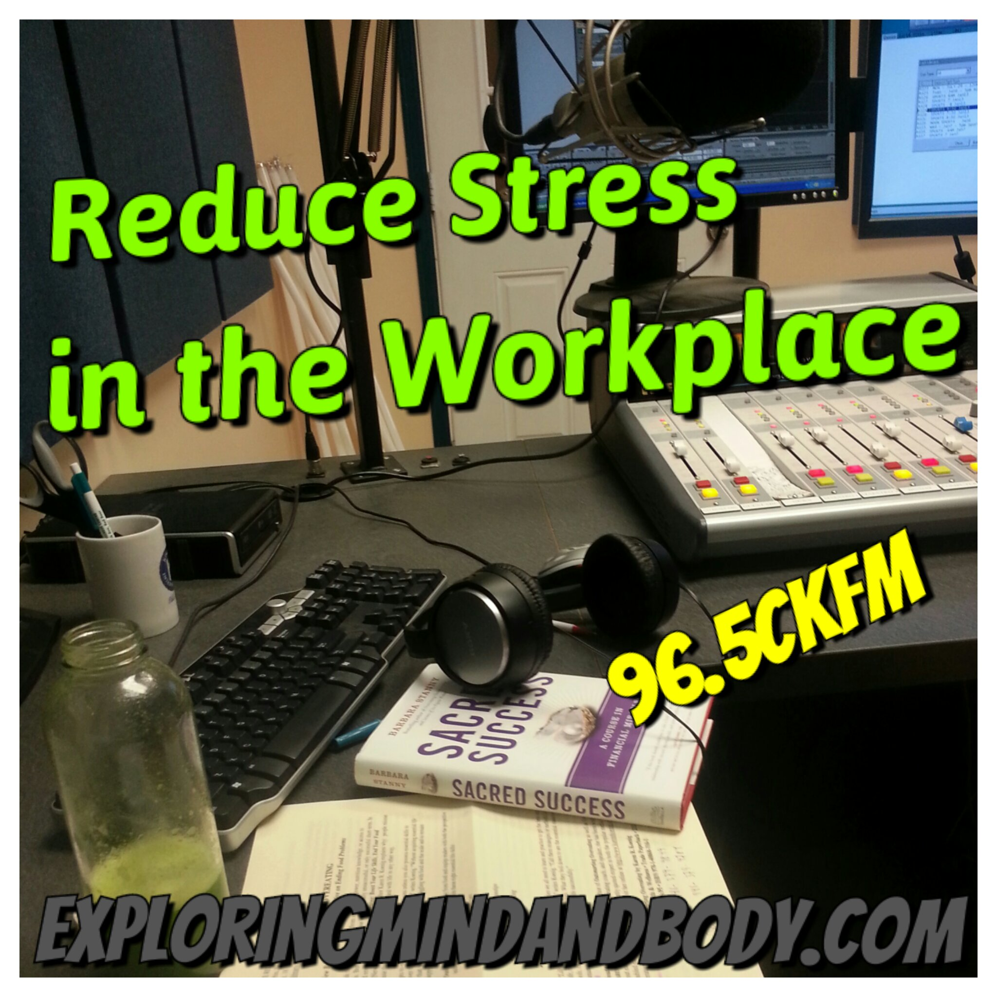 reduce stress in the workplace