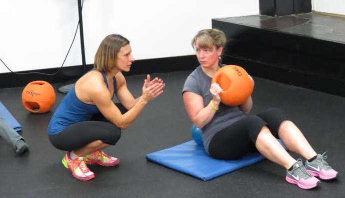 designing a fitness program