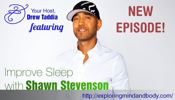 improve sleep with shawn stevenson