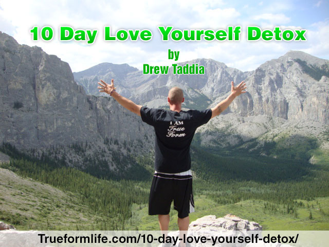 10 Day Love Yourself Detox