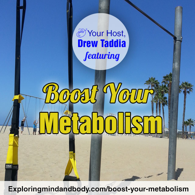 Boost Your Metabolism -Instagram
