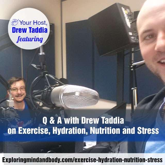 Q & A with Drew Taddia -Instagram