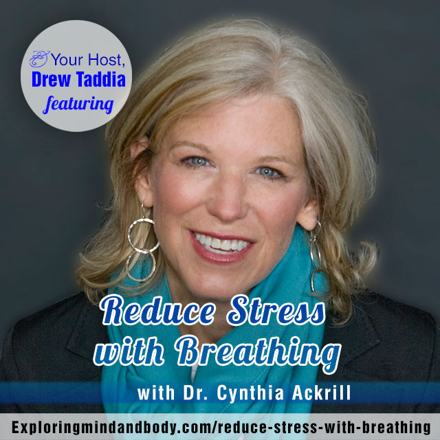 Reduce Stress with Breathing -Instagram