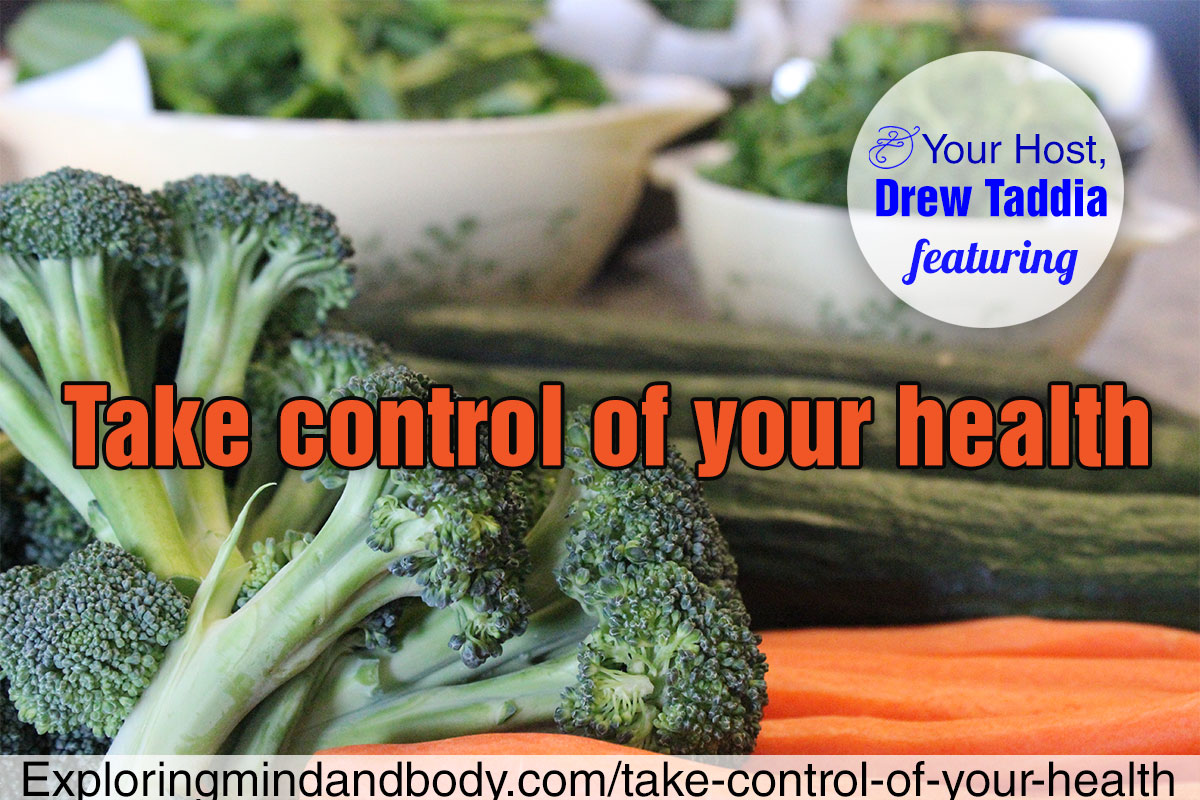 Take control of your health
