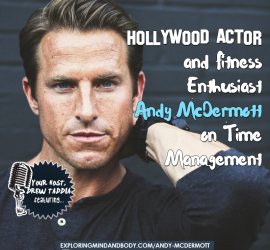 Time Management with Andy McDermott