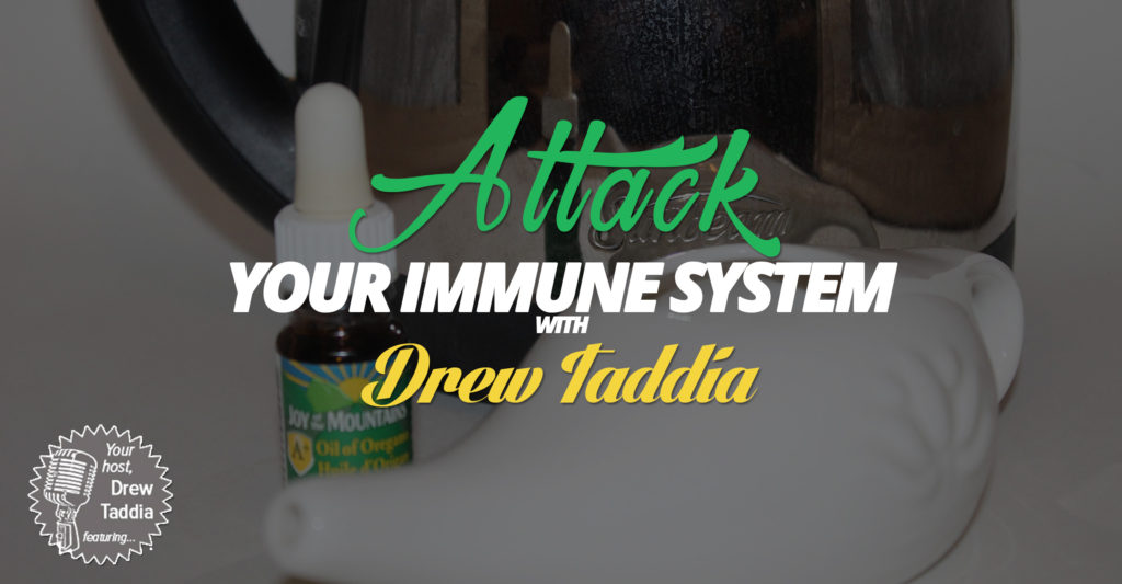 Attach your immune system