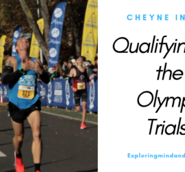Qualifying for the Olympic Trials