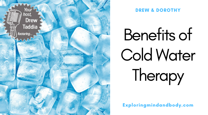 Benefits of Cold Water Therapy