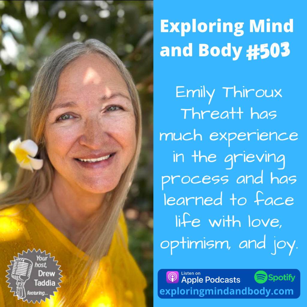 EMB #503: Loving and Living Your Way Through Grief