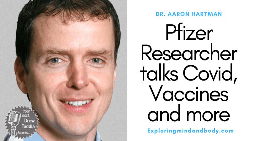 Pfizer Researcher talks Covid