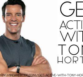 Get active with Tony Horton