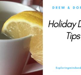 holiday detox tips