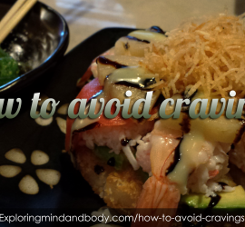 How to avoid cravings