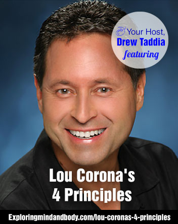 Lou corona's-4 principles