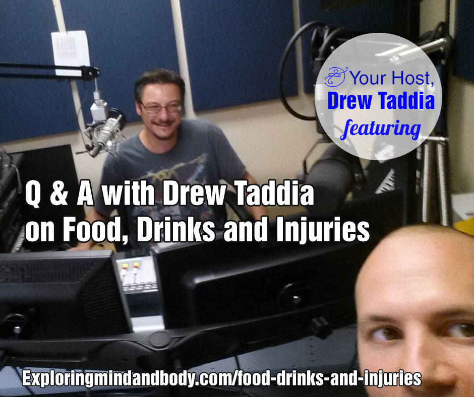 Q-&-A-with-Drew-Taddia--on-Food,-Drinks-and-Injuries