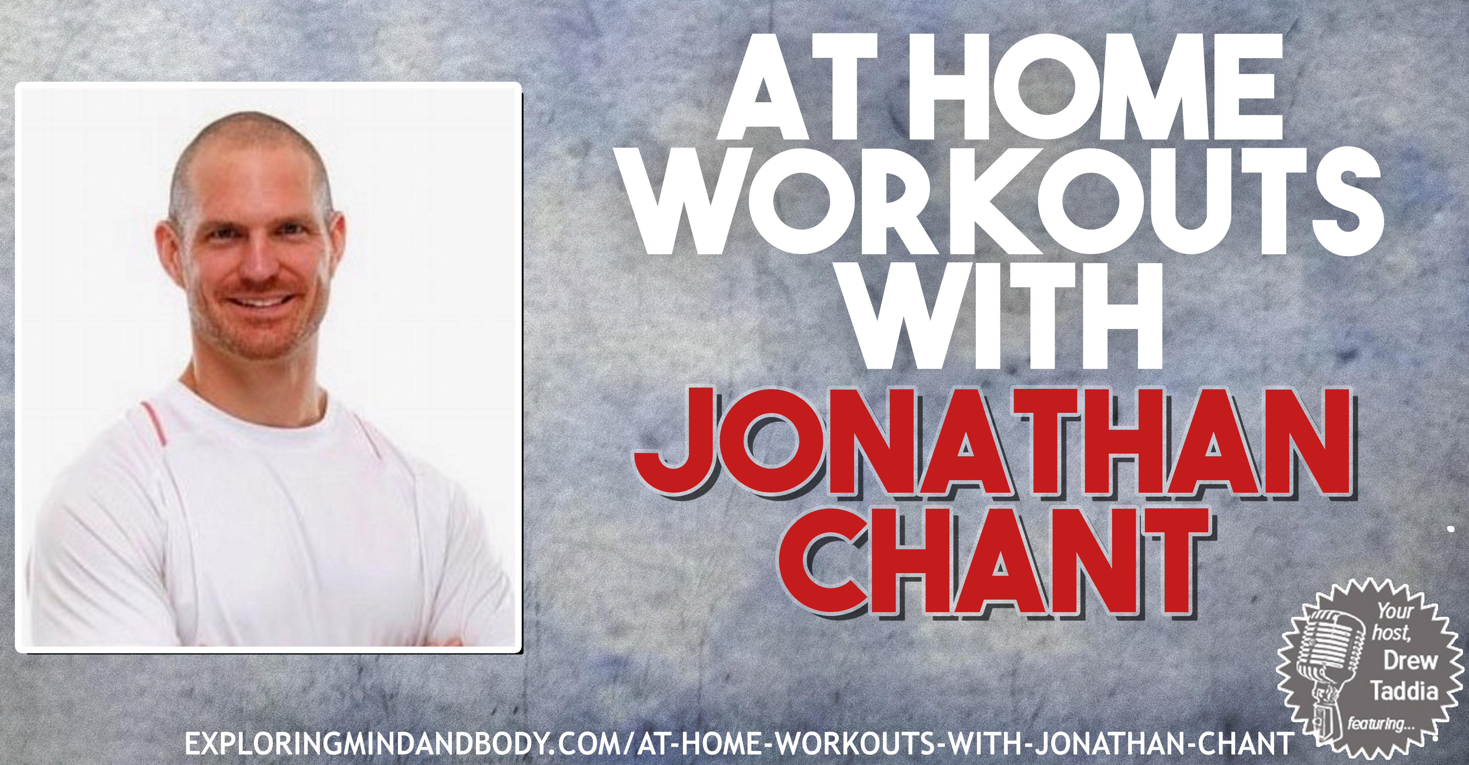 at home workouts with jonathon chant