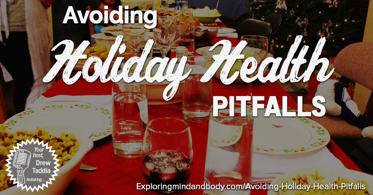 avoiding holiday health pitfalls