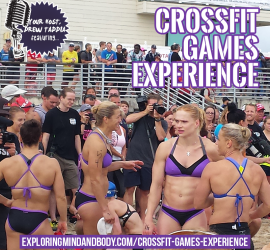 crossfit games experience