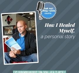 how I healed myself