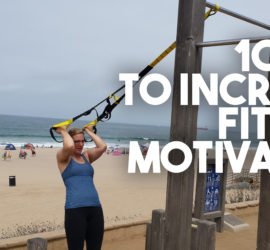 how to increase fitness motivation