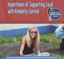 importance of supporting local