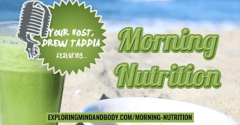 morning nutrition small