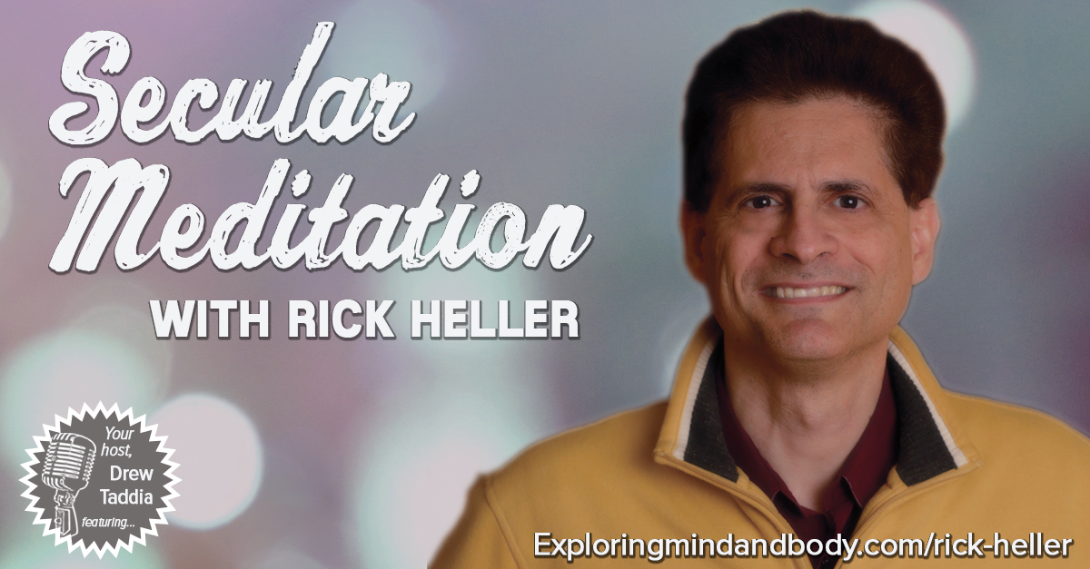 secular meditation with rick heller