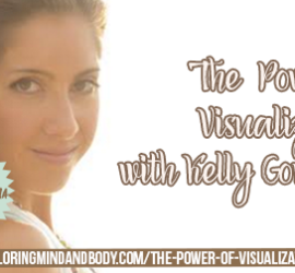 the power of visualization with Kelly Gonzales