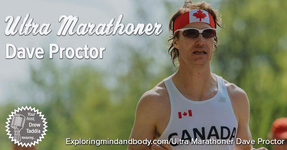ultra marathoner dave proctor